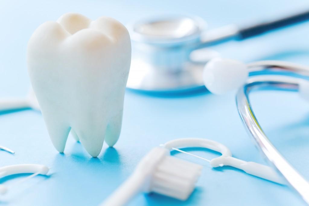 dental industry concept